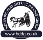 Hereford & District Driving Group Logo